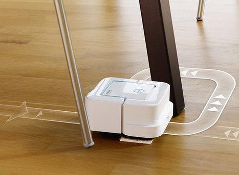 Découvrez Braava Jet, le nouveau robot-laveur d'iRobot - H+ Magazine   Robots & Artificial intelligence   Scoop.it