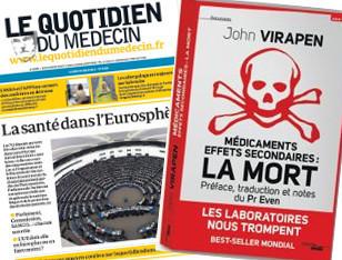 Quand le Quotidien du médecin censure une publicité | DocPresseESJ | Scoop.it