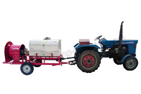 Trailed Orchard Sprayer, Orchard Spraying Machine | Farming Machine | Scoop.it