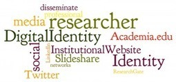 Developing your online identity as a researcher « Educational Development @ Liverpool   2015 in libraries   Scoop.it