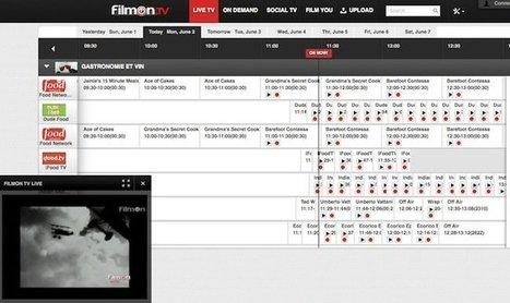 FilmOnTV - Regarder la télé par Internet - Korben | Internet software app tools and other | Scoop.it