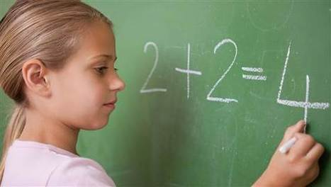 Teacher bias may help discourage girls from math, study finds | Kickin' Kickers | Scoop.it