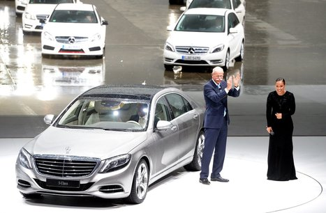 A Benz With a Virtual Chauffeur | Retail Fuels OI | Scoop.it