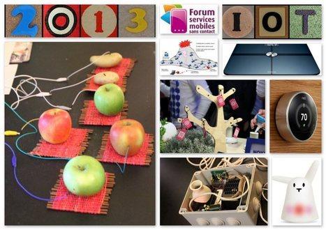 Le 9 Avril 2013, la journée mondiale de l'Internet des objets, c'est aussi à Paris   Libertés Numériques   Scoop.it
