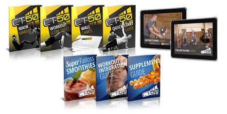 CT-50 training review | how to get in shape | Scoop.it