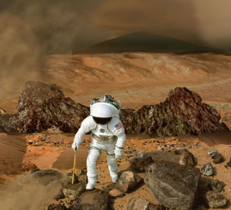 Deep Space Travel Could Damage Astronauts' Brains | Future Trends | Scoop.it