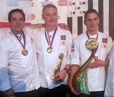 Morbihan : Deux boulangers remportent le Mondial du pain   Ouest France   Actu Boulangerie Patisserie Restauration Traiteur   Scoop.it