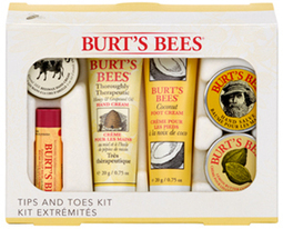 Burt's Bees Tips and Toes Kit: a Perfect Gift for Moms | Product Reviews | Scoop.it