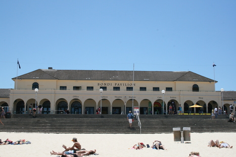 Bondi Pavilion history - Waverley Council | CCES1: Exploring places in the immediate environment - Looking at Bondi Beach | Scoop.it