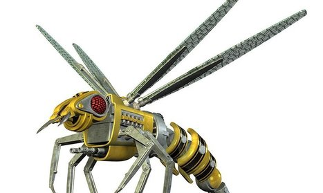 Crean una abeja robótica que poliniza   Robótica Educativa tuXc Coaching   Scoop.it