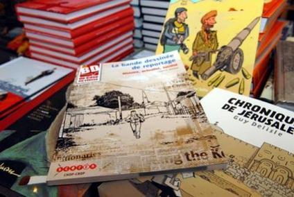 Quand la bande dessinée éclaire l'histoire | BD et histoire | Scoop.it