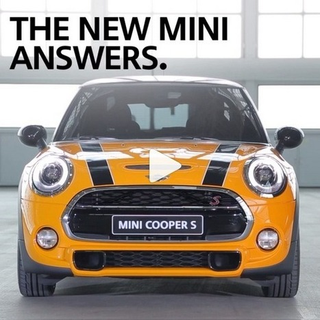 Why is MINI's social strategy so immense? | Socially | Scoop.it