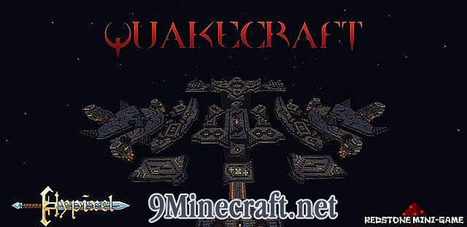 Quakecraft Map 1.6.2 | Minecraft 1.6.2 Maps | Scoop.it
