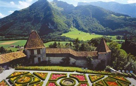 Los castillos más bonitos de Suiza | Portugal | Scoop.it