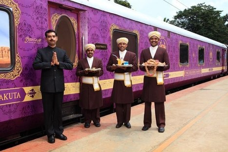 Laze Around in Goa with a Trip on board Golden Chariot Train   Golden Chariot Train Blog   The Golden Chariot –Discovering the Best Of The South   Scoop.it