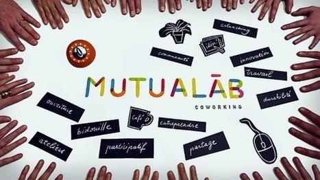 Retour sur la visite du Mutualab | Le Zinc de Co | Scoop.it