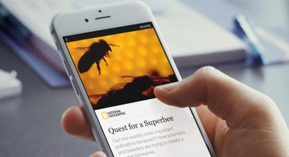 #Facebook lance Instant Articles pour héberger des contenus de grands éditeurs   Les Médias Sociaux pour l'entreprise   Scoop.it