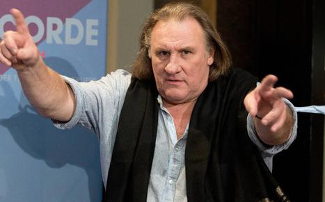 Gérard Depardieu installé à Néchin, son interview fait le buzz ! - RTL.be   Infos People   Scoop.it