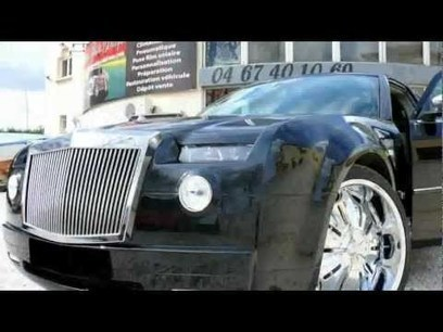 Chrysler 300C body kit custom Rolls Royce Phantom - By CWC | autoauthoritys | Scoop.it