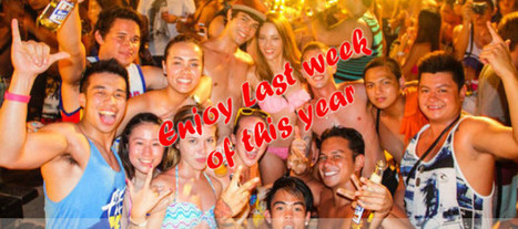 Let's celebrate the last week of the year the best way at VillaCaemilla | Hotels in Boracay Island | Scoop.it