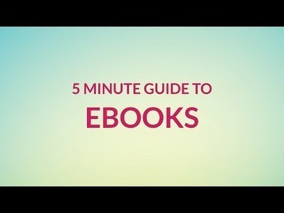 5-Minute Guide to eBooks | eBooks, Webinars and Downloads | Scoop.it