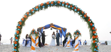Beach Weddings India – The young generation trying out different things | Wedding | Scoop.it