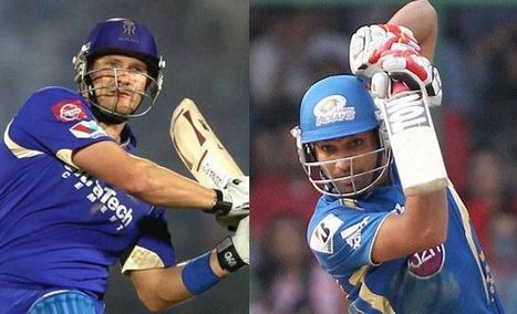 Mumbai Indian vs Rajasthan Royals Live Score Online IPL 2015   Infokeeda   Scoop.it