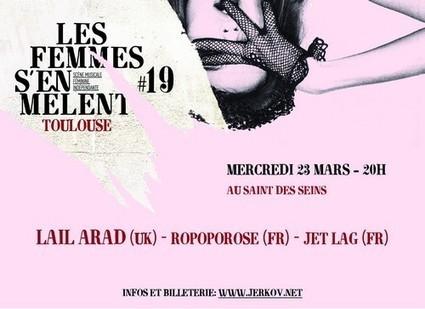 Mercredi 23/03/2016 | LES FEMMES S'EN MÊLENT #19 | Cinélatino, Rencontres de Toulouse | Scoop.it