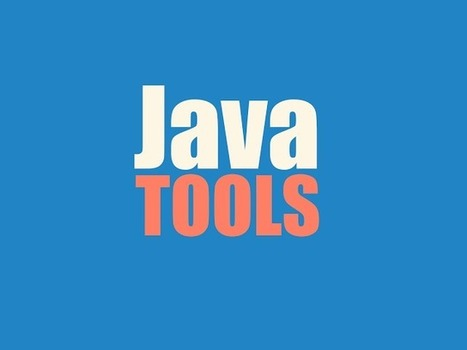 10 Best Productivity Tools For Java Architects and Developer | Web Development Tips and Tricks | Scoop.it