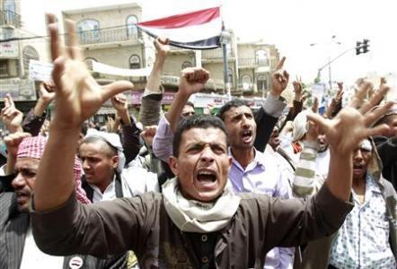 Yemen troops on streets as two party members quit   Coveting Freedom   Scoop.it