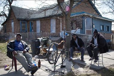 Jardins, débrouille, partage: comment Detroit redémarre | Le Monolecte | Scoop.it