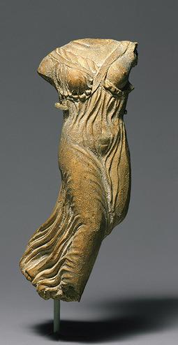 Torso of draped, flying Nike [Greek] (07.286.23) | Heilbrunn Timeline of Art History | The Metropolitan Museum of Art | Greece Art After 1500 BC | Scoop.it