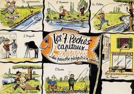 Image utile: les 7 péchés capitaux du pêcheur. | Conny - Français | Scoop.it