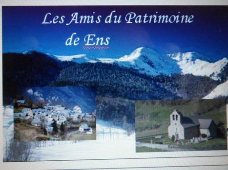 Asso en Aure : Les Amis du Patrimoine de Ens | Vallée d'Aure - Pyrénées | Scoop.it