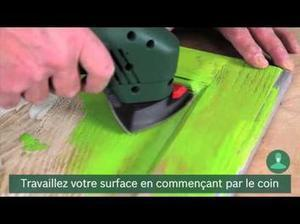 [#BRICOLERFACILE] Comment poncer des surfaces étroites #bricolage  #bosch | Best of coin des bricoleurs | Scoop.it