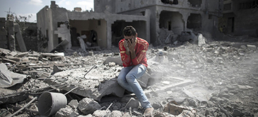 Gaza in Ruins After Receiving Only 5% of Pledged Reconstruction Funds | Global politics | Scoop.it