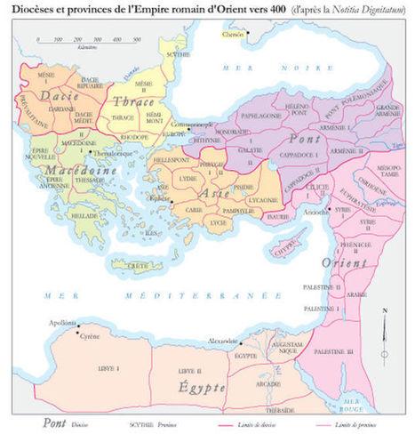 Chypre, île carrefour entre Byzance et l'Occident | Union Européenne, une construction dans la tourmente | Scoop.it