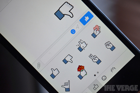 Facebook finally launches 'dislike,' but only for Messenger | DigitPharma | Scoop.it