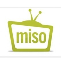 Social TV startup Miso closes $4M round from Khosla, Google Ventures &others   Startup Revolution   Scoop.it
