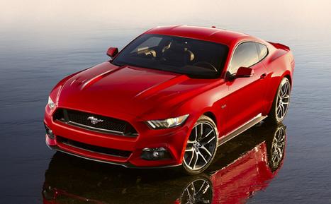 Ford Mustang 2015 - Nouveau cheval de bataille - Actualités - L'Automobile Magazine | Buzz Actu - Top news on the web ! | Scoop.it