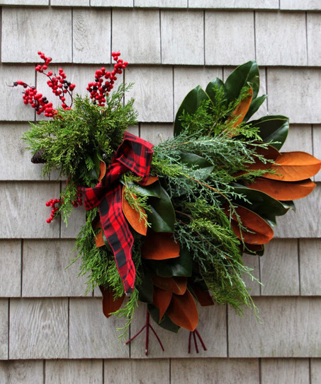 The 12 Homesteader Bloggers of Christmas - Chicken Wreath with Tilly's Nest - FROM SCRATCH Magazine | Holly & Ivy - Holiday Cheer & Recipes | Scoop.it