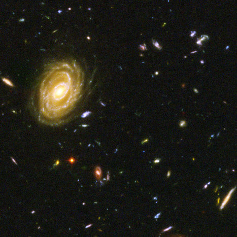 Galaxies near the speed of light! : Starts With A Bang | Planets, Stars, rockets and Space | Scoop.it