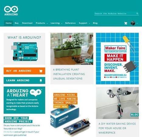 Tweet from @arduino | Arduino, Netduino, Rasperry Pi! | Scoop.it