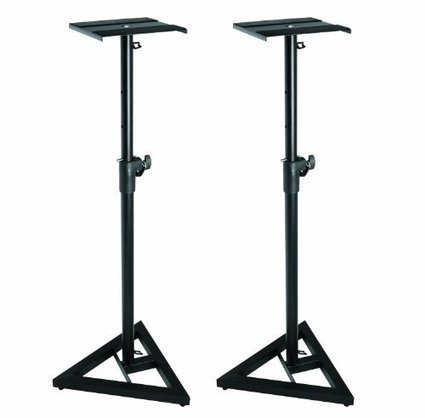 OnStage SMS6000 Adjustable Studio Monitor Stand | Info-mation | Scoop.it