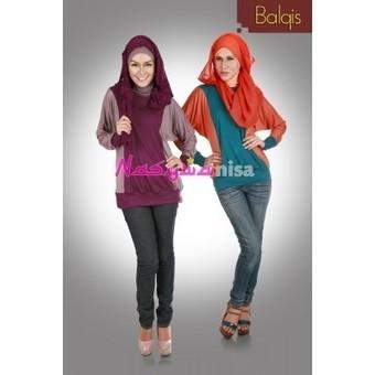 Balqis - Pakaian Muslim Wanita - Model Trendy dan Dinamis | My 2013 | Scoop.it