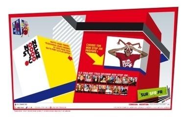 Non stop Joe… Le buzz de fin d'année de SFR et MTV | Réseaux sociaux LIVE | Scoop.it