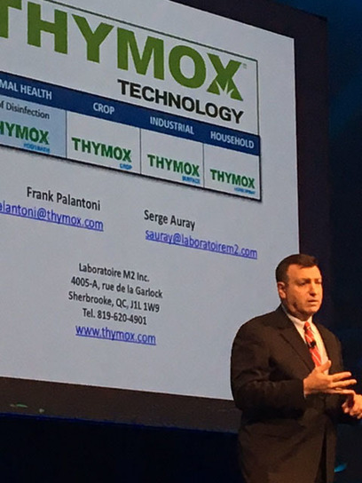 Présentation de THYMOX au Animal Health Investment Forum de Kansas City, MI | Hoof Bath | Scoop.it