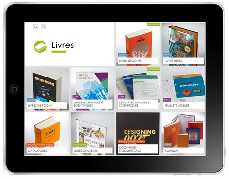 CPI Books, la tablette au service du livre. Elémentaire. | Marketing et Communication BtoB — Brand to Business by Aressy | Scoop.it