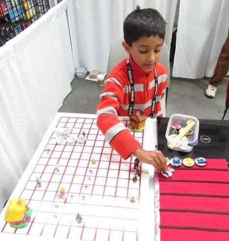 Young Makers Show Off Their Creations at New York Toy Fair | Maker Stuff | Scoop.it