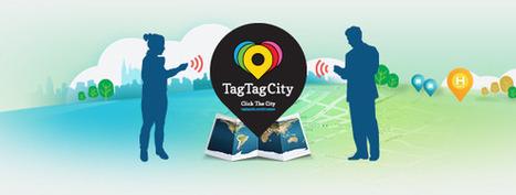 TagTagCity - Le concept de TagTagCIty | M-tourisme | Scoop.it
